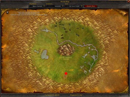 World of Warcraft - Quest - Alien Ecology